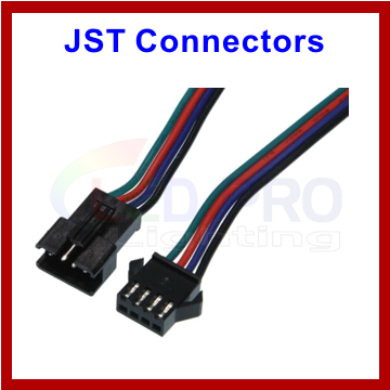 JST 2B Connector 4 Pin