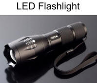 Super Bright T6 LED Flashlight
