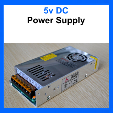 LED Driver Power Supply DC 5V 40A 200W cUL Listed - Ottawa LED
